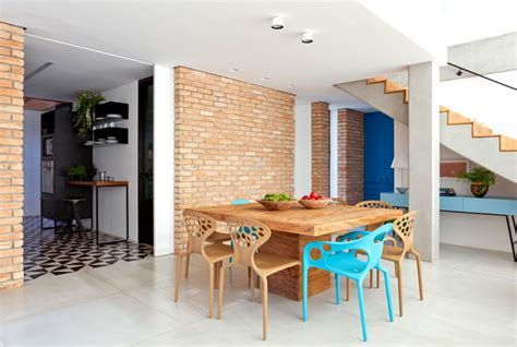 Colorful Brazilian Home Inspired by Ethnic Decor Styles