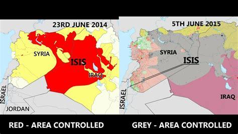 times headlines latest isis syria territory