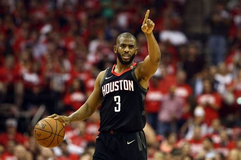The Rockets Have Always Needed Chris Paul And Now They