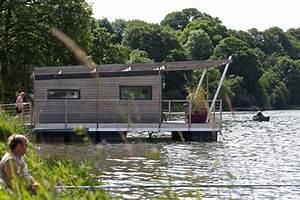 Maison Flottant Prix : comment sont construites les maisons flottantes le magazine de l 39 habitat ~ Dode.kayakingforconservation.com Idées de Décoration
