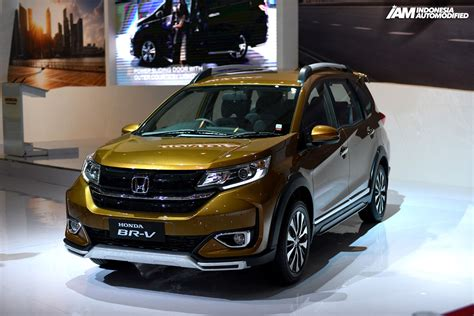 Honda Brv 2019 Picture by Honda Rilis New Brv 2019 Indonesia Automodified Iam