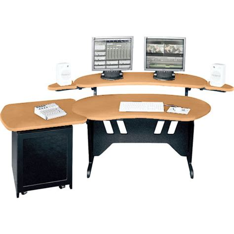 middle atlantic desk middle atlantic es s12d hm 60 quot edit center es s12d hm