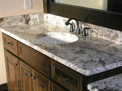 Granite Bathroom Vanity Care & Treatment