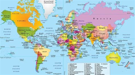 amazing map shows     countries