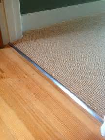Tile To Carpet Metal Transition Strip by Carpet Doorway Strips Amp Carpet Doorway Strips U0026 Full