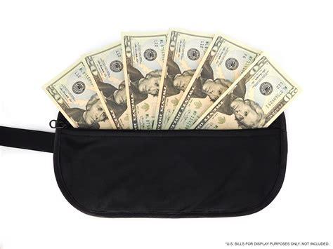 devicemate stealth travel money belt rfid block passport
