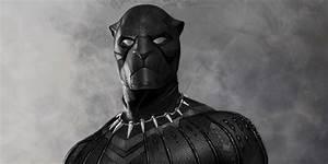 Black Panther: Unused Killmonger Costume Design Revealed