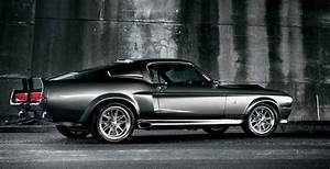 Kendall self drive: 1967 Shelby Mustang Eleanor GT500