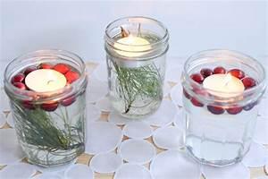 Bougies De Noel : bougies flottantes de no l joli bonheur un blog en ~ Melissatoandfro.com Idées de Décoration