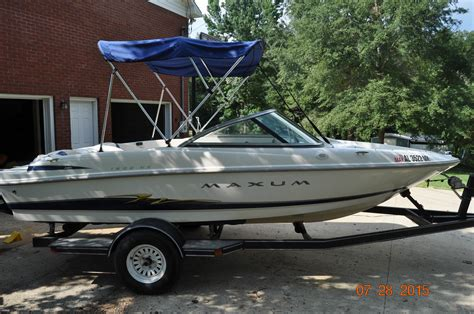 Maxum Boats 1800 Mx by Maxum 1800 Mx 2004 For Sale For 3 500 Boats From Usa