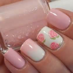 Pink nail art design with abstract detail on top use polish