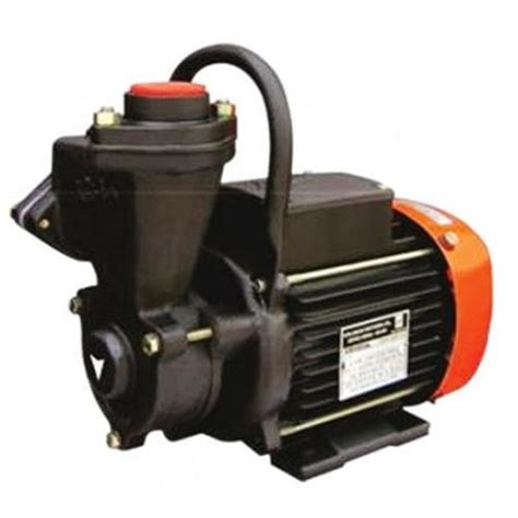 kirloskar 1 hp single phase domestic water max flow rate