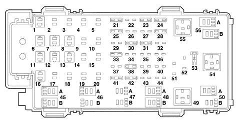 1999 Mazda B2500 Fuse Box Diagram by Mazda B Series 2001 Fuse Box Diagram Auto Genius