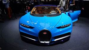 Bugatti Chiron: The fastest car in the world does 0-60mph ...