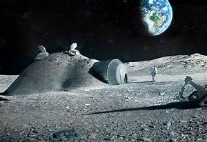 Future Moon Base Designs (page 2) - Pics about space