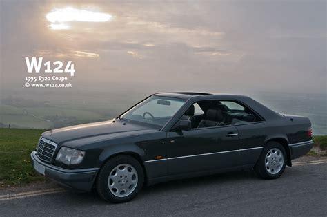 mercedes e klasse amg i w124 1993 1996 coupe hardtop outstanding cars
