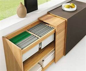 awesome home office storage design ideas to save space and With what kind of paint to use on kitchen cabinets for rangement papier administratif