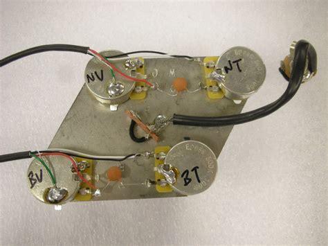 Nash Les Paul Style Wiring Diagram Mylespaul