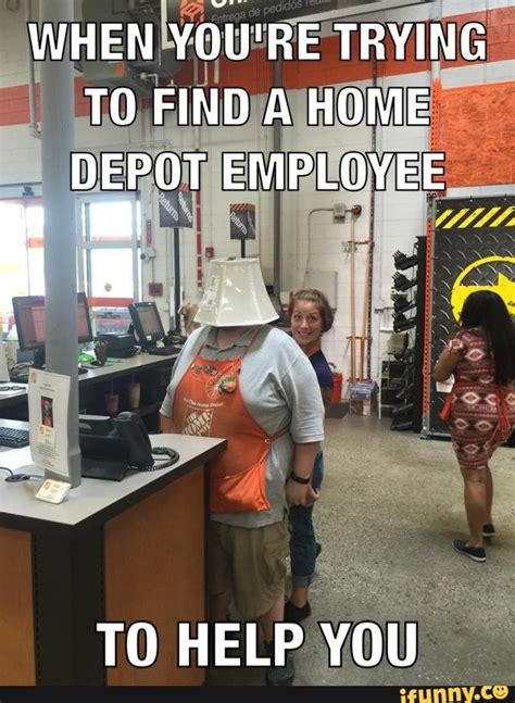 Home Depot Memes - homedepot ifunny
