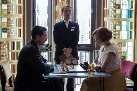 The Queen's Gambit Review: A (Grand)masterful Portrait of ...
