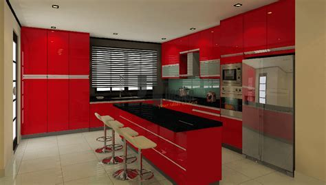 Kitchen Cabinet Design & Wardrobe Design