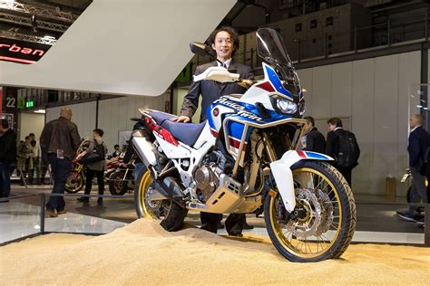 Honda Africa Twin 'little Brother' On The Way