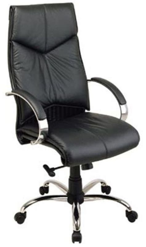 office 8200 deluxe high back executive leather chair