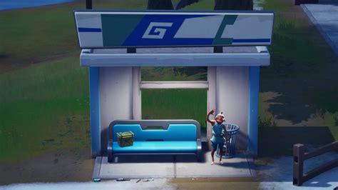 fortnite guide bus stops locations millenium