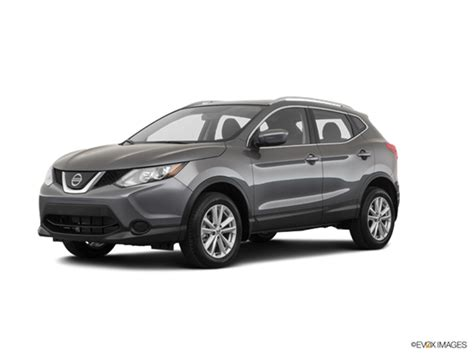nissan rogue sport sv  car prices kelley blue book