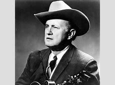 Bill Monroe 100 Greatest Country Artists of All Time