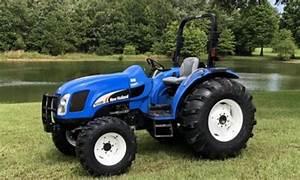 New Holland Tc48da  Tc55da Tractor Service Repair Manual