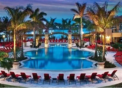 Resort Palm Gardens Beach Landscape Resorts Pools