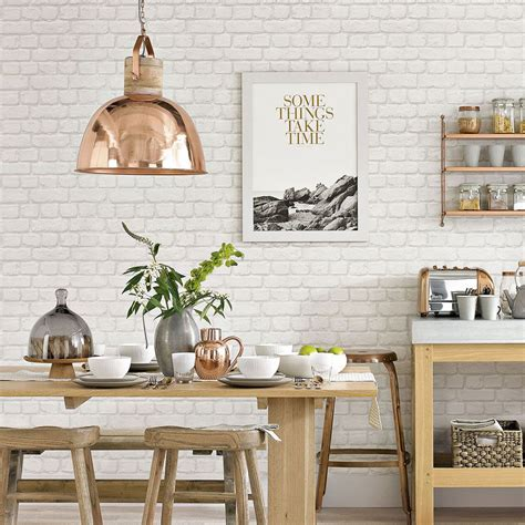 wallpaper ideas for kitchen kitchen wallpaper ideas bricks wallpaper and kitchens