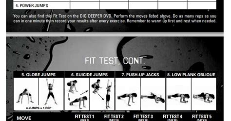 insanity workout sheet insanity workout schedule