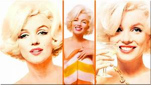 Marilyn Monroe Collage Wallpaper Desktop