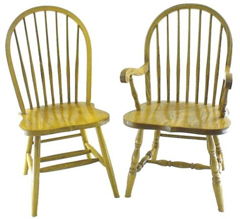 Windsor Chairs With Arms by 7 Spindle Windsor Dining Chair From Dutchcrafters Amish