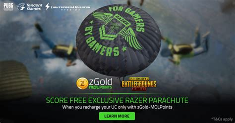 pubg mobile  razer buat promotion khas  player pubg