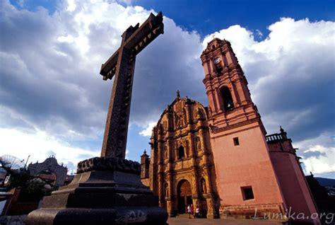 churches  mexico santuario de la virgen del carmen