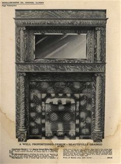fireplaces  catalog history  pinterest technology