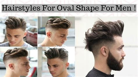 hairstyles  men   oval face shape stylish