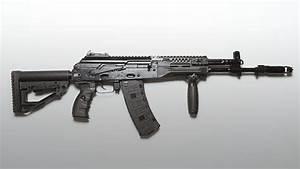 Russian MoD Approves Kalashnikov AK-12, AK-15 Rifles for ...