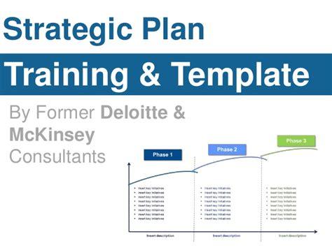 it strategic plan template powerpoint strategic plan template