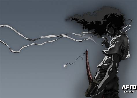 Samurai Anime Wallpaper - afro samurai wallpapers backgrounds