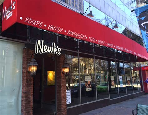 Charlotte NC   Uptown   Newk's Eatery   Best Soups
