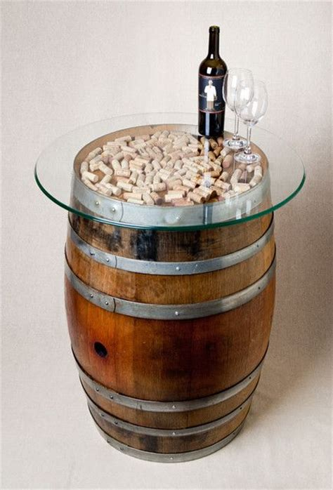 10 Brilliant Diy Ways Of Reusing Old Wine Barrels  Craft Keep