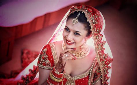 divyanka tripathi wedding dress  images hd wallpapers rocks