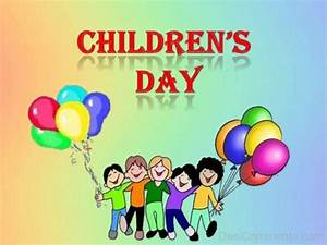 Children's Day Pictures, Images, Graphics