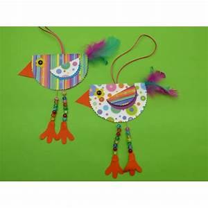 Basteln Sommer Kinder : fensterdekoration papiervogel mit kindern basteln ~ Markanthonyermac.com Haus und Dekorationen