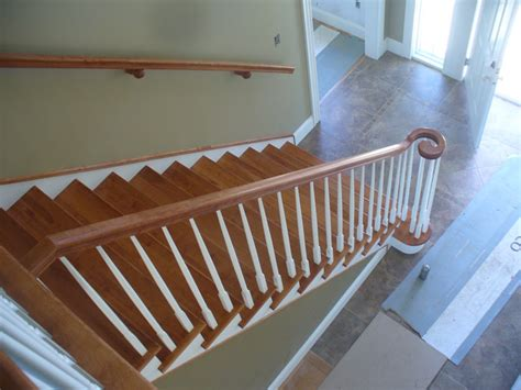 Hardwood Staircase Pictures
