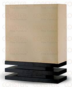 wood base floor lamp by coaster 900157 With wood base floor lamp by coaster furniture